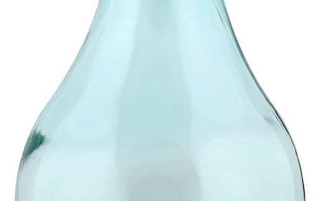 Váza z recyklovaného skla Ego Dekor LISBOA, 4,2 l