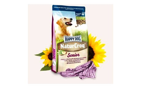 HAPPY DOG Natur-Croq Senior 15 kg
