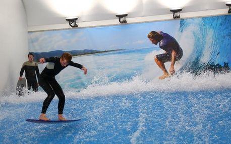 Surf Arena + videozáznam ZDARMA