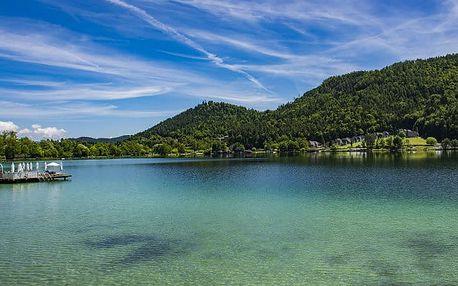 Rakouské Alpy: penzion Lindenhof