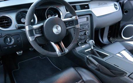 Jízda ve Fordu Mustang GT500 SHELBY