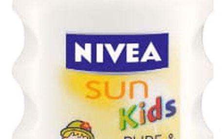 Nivea Dětský sprej na opalování SPF 50+ Sun Kids (Pure & Sensitive Sun Spray) 200 ml