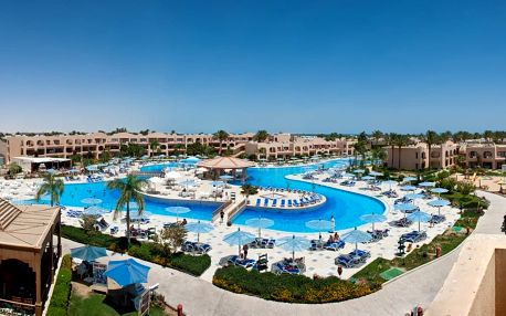 Egypt - Hurghada na 11 až 12 dní, all inclusive s dopravou letecky z Prahy