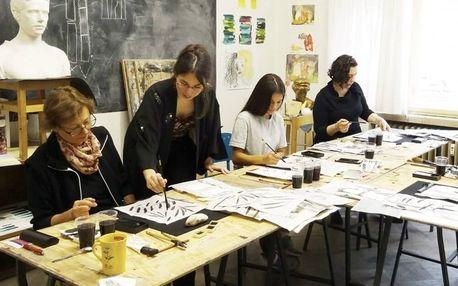 Tajemství kaligrafické malby