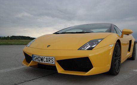 Jízda v Lamborghini