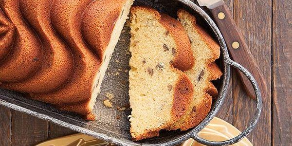 Forma na chlebíček ve zlaté barvě Nordic Ware Rondo Heritage4