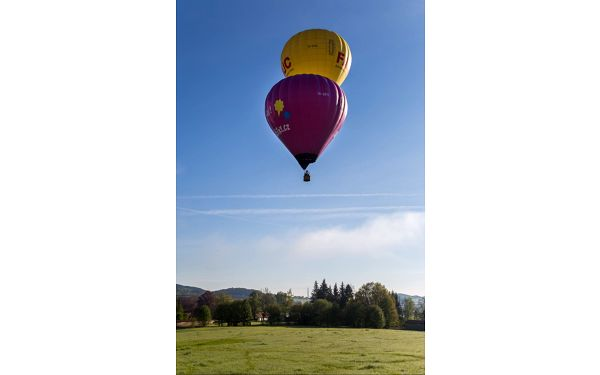 Privátní let balónem5