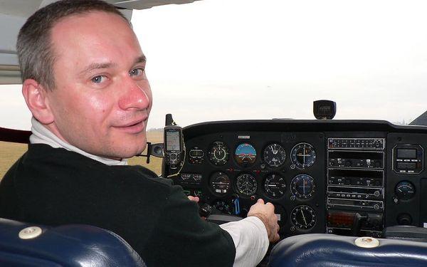 Pilotem letounu na zkoušku4
