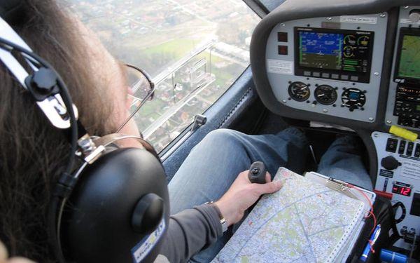 Pilotem malého letounu na zkoušku3