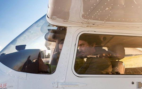 Pilotem letounu na zkoušku5