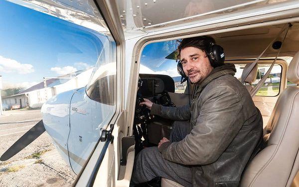 Pilotem letounu na zkoušku