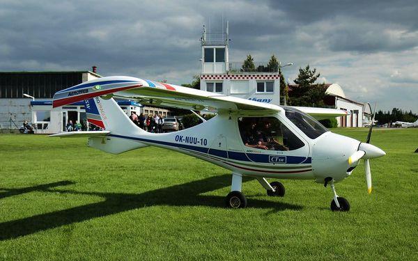 Pilotem malého letounu na zkoušku4