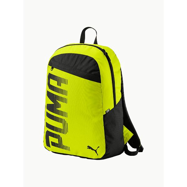 Batoh Puma Pioneer Backpack I Nrgy Yellow Žlutá