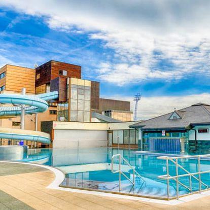 Vysoké Tatry s aquaparkem a wellness