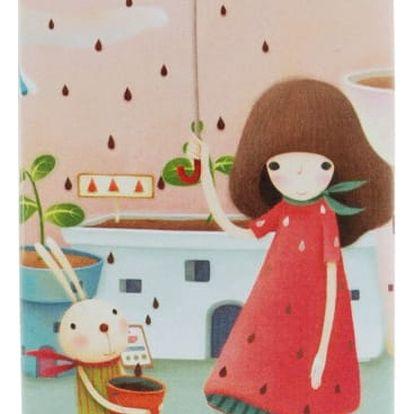 Oboustranné pouzdro na brýle Santoro London Kori Kumi Melon Showers