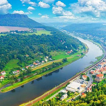 Celodenní zájezd pro 1 na Königstein s návštěvou Bastei i Bad Schandau v Německu
