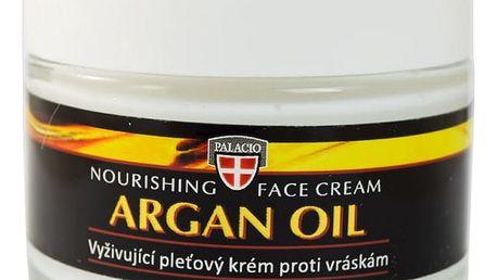 Pleťový krém s vyživujícím arganovým olejem