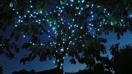 Solární světelné řetězy - Užívejte si večerní romantiku ZDARMA díky sluníčku!
