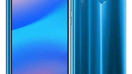 Mobilní telefon Huawei P20 lite (SP-P20LDSLOM) modrý Software F-Secure SAFE, 3 zařízení / 6 měsíců + Reproduktor Huawei BT CM51 v hodnotě 979 Kč + DOPRAVA ZDARMA