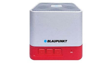 Přenosný reproduktor Blaupunkt BT02RD červený (BT02RD)
