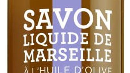 COMPAGNIE DE PROVENCE Tekuté mýdlo Levandulové pole 500 ml, hnědá barva, plast