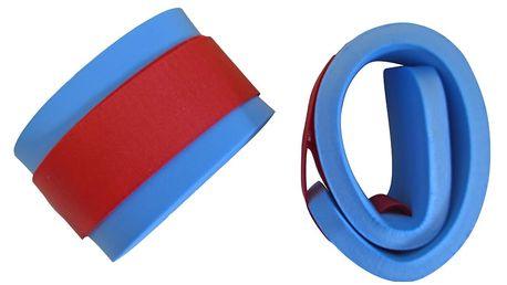 Marimex   Rukávky nadlehčovací na suchý zip - pár - modrá   116302035