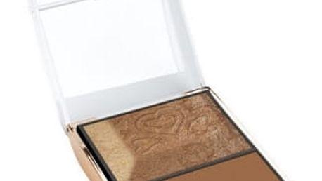 Dermacol Bronzing Palette 9 g bronzer pro ženy