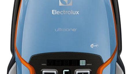Vysavač podlahový Electrolux UltraOne EUO96SBM modrý