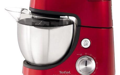 Kuchyňský robot Tefal Masterchef Gourmet QB505G38 červený + dárek