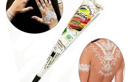 Přírodní henna pasta pro orientální tetování