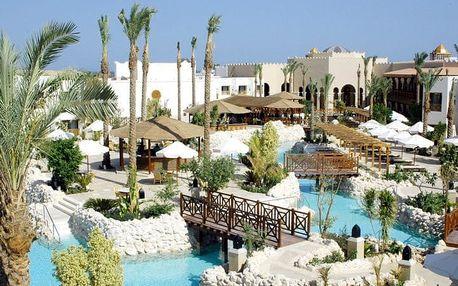 Egypt - Sharm El Sheikh na 11 až 15 dní, all inclusive s dopravou letecky z Prahy