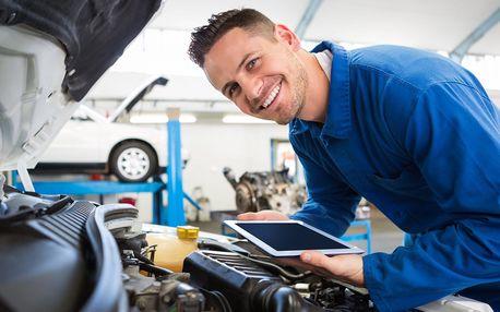Jarní kontrola vozu vč. přezutí pneumatik