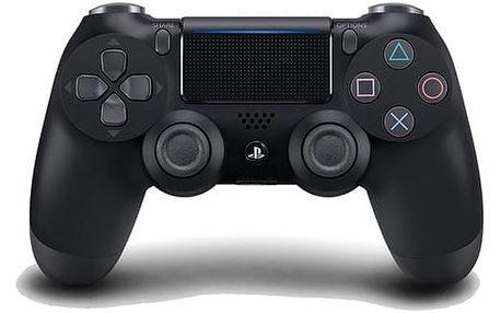Gamepad Sony Dual Shock 4 pro PS4 v2 černý (PS719870050 )