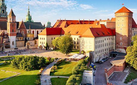 Ubytování v centru Krakova kousek od hradu Wawel