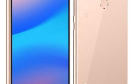 Mobilní telefon Huawei P20 lite (SP-P20LDSPOM) růžový Software F-Secure SAFE, 3 zařízení / 6 měsíců v hodnotě 979 Kč + DOPRAVA ZDARMA