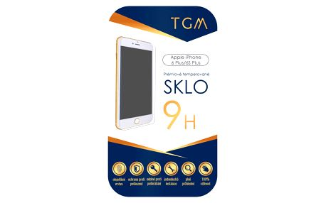Ochranné sklo TGM pro Apple iPhone 6/6s Plus průhledné (TGM-iPHO6PLUS)