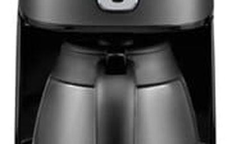 Kávovar DeLonghi Distinta ICMI 211 BK černé