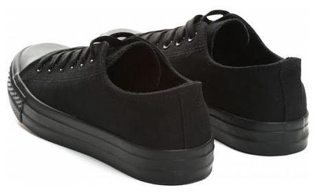 Dámské černé tenisky Thina 8411
