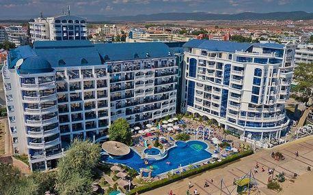 Bulharsko - Slunečné Pobřeží na 8 až 12 dní, all inclusive nebo polopenze s dopravou letecky z Prahy