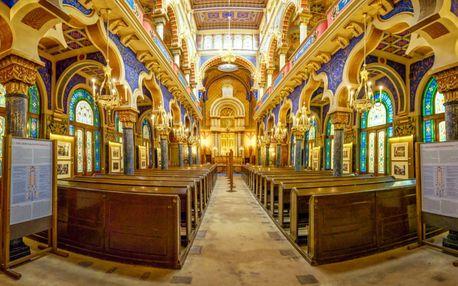 Světové muzikálové melodie v Jeruzalémské synagoze