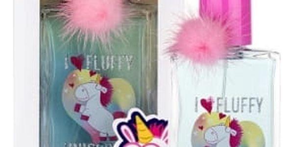 Minions Unicorns 75 ml toaletní voda pro děti