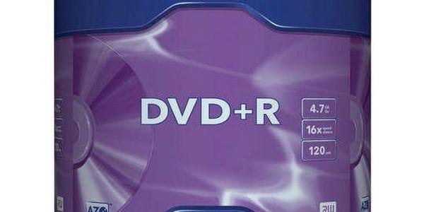 Disk Verbatim DVD+R 4,7GB, 16x, 100cake (43551)