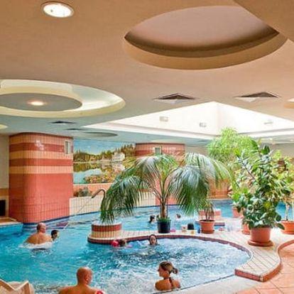 Luxusní 5denní wellness pobyt u termálního jezera Héviz