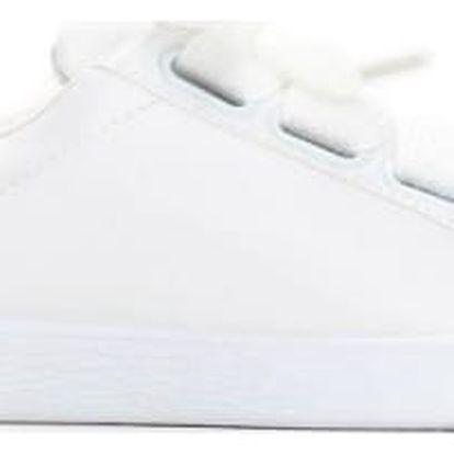 Dámské bílé tenisky Karen 8277