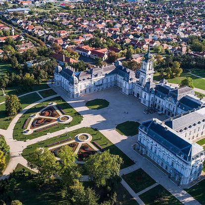 Maďarsko: 4 dny pro 1 os. vč. polopenze + děti do 3,99 let