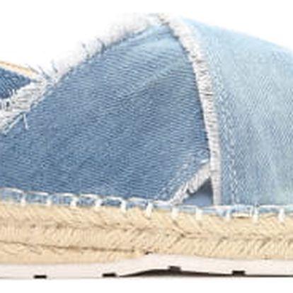 Dámské světle modré sandály Jess 6135