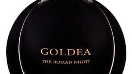 Bvlgari Goldea The Roman Night 75 ml parfémovaná voda tester pro ženy