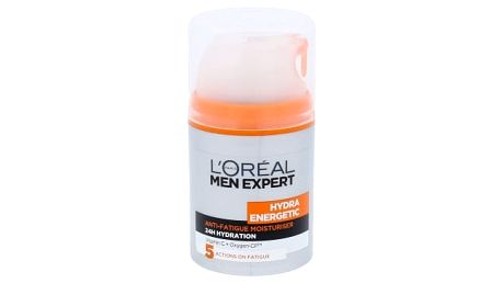L´Oréal Paris Men Expert Hydra Energetic Daily Moisturising Lotion 50 ml denní pleťový krém pro muže