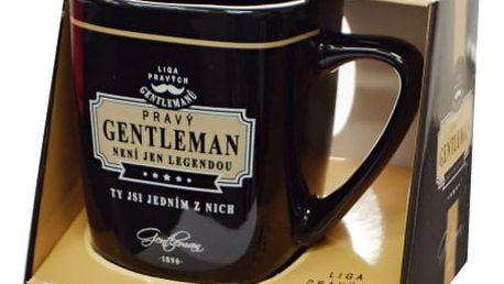 Luxusní hrnek Jsem Gentleman