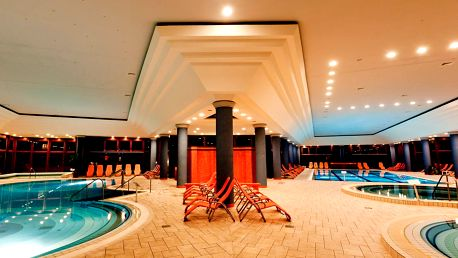 Hotel Greenfield**** v lázních Bükfürdő s All-inclusive a wellness neomezeně